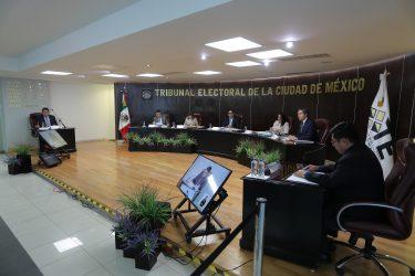 Resuelve el TECDMX sobre impugnación del Reglamento para el registro de partidos políticos locales, procedimiento de afiliación del Partido Morena y Acuerdos del IECM.