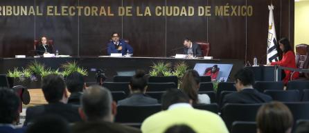 Resuelve TECDMX que Comisiones de Participación Comunitaria no vulneran derechos de libre determinación, participación y autogobierno de pueblos originarios de la CDMX