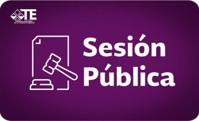 AVISO DE SESIÓN PÚBLICA DE RESOLUCIÓN A DISTANCIA 19 DE NOVIEMBRE